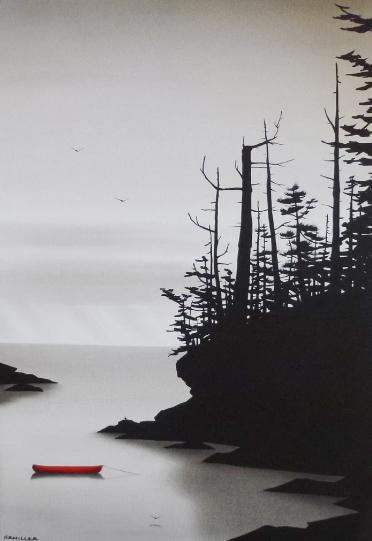 Natasha Miller, 'Another Tide at Halfmoon Bay', 2019, Petroff Gallery
