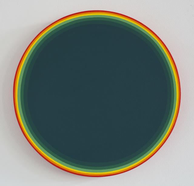 , 'Smaragd Green,' 2017, MAGMA gallery