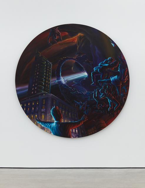 , 'The Magus of Turin,' 1993, Nicodim Gallery