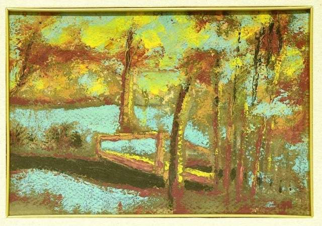 Marius Carion, 'The lake', 1940s, Wallector