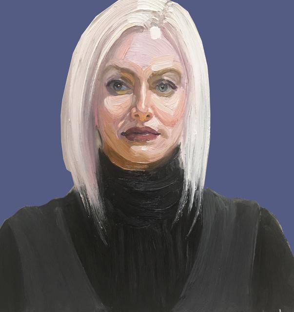 , 'Woman no. 7,' 2019, Nancy Toomey Fine Art