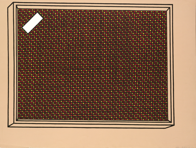 , 'Loudspeaker,' 1968, Alan Cristea Gallery