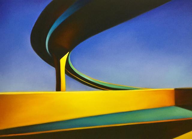 , 'Sunny Southwest Overpass 19-19,' 2019, Ventana Fine Art