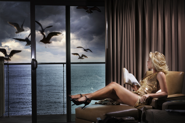 David Drebin, 'Wish I Could Fly', 2015, Art Angels