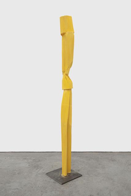 , 'Legs (Yellow),' 2018, Josh Lilley