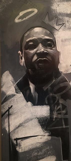 ", '""MLK"",' 2015-2016, Parlor Gallery"