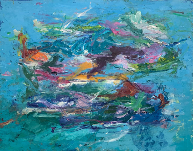 , 'Undersea (Coral Reef ) V,' 2018-2019, Rosenthal Fine Art