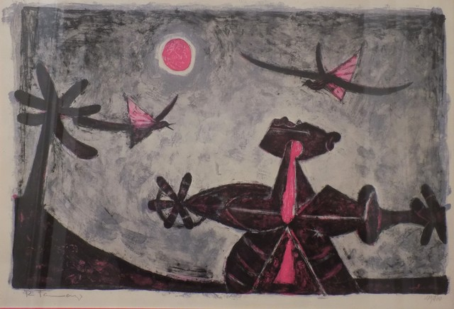 Rufino Tamayo, 'Observador de Pajaros', 1950, Stern Fine Art
