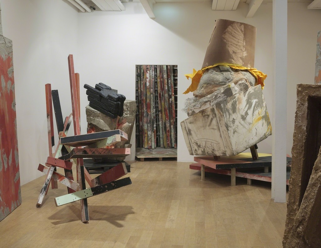 Phyllida Barlow: set