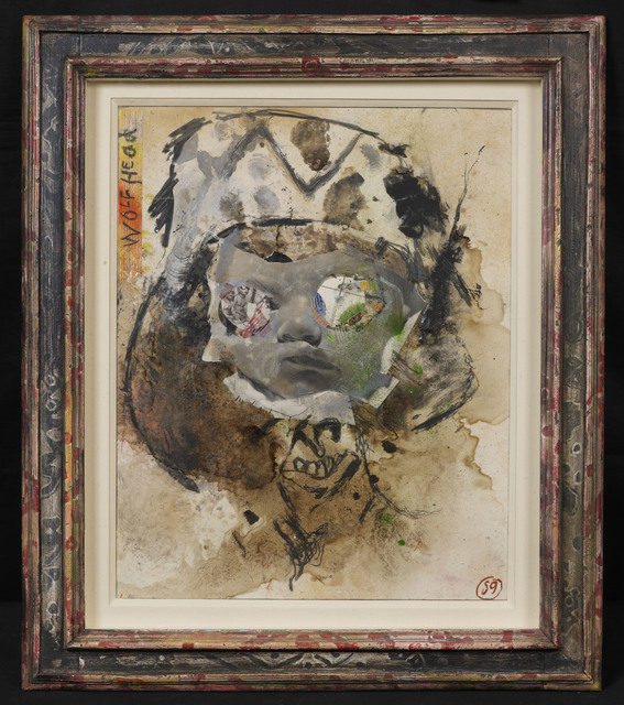 , 'Wolf Boy,' 2016, Sardac