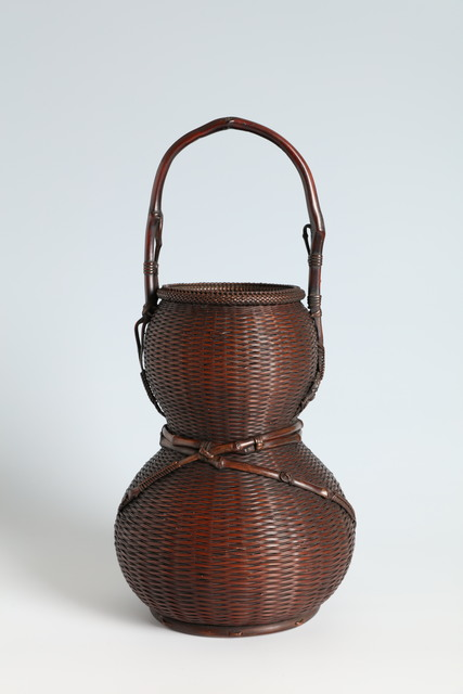 , 'Flower Basket in the Form of a Gourd (T-4248),' ca. 1930-1940, Erik Thomsen