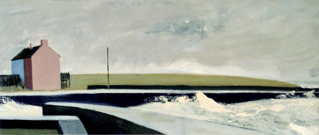 Alex Lowery, 'West Bay 183', 2003, Painting, Oil on canvas, Sladers Yard