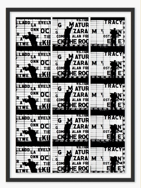 , 'Film Strips from Broadway by Light,' 1958, Atlas Gallery