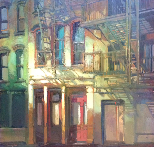 ", '""SOHO in Verde"",' 2018, Bonner David Galleries"