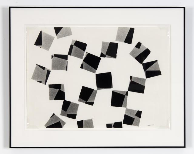 , 'Cuadrados disociados,' 1967, Galería de las Misiones