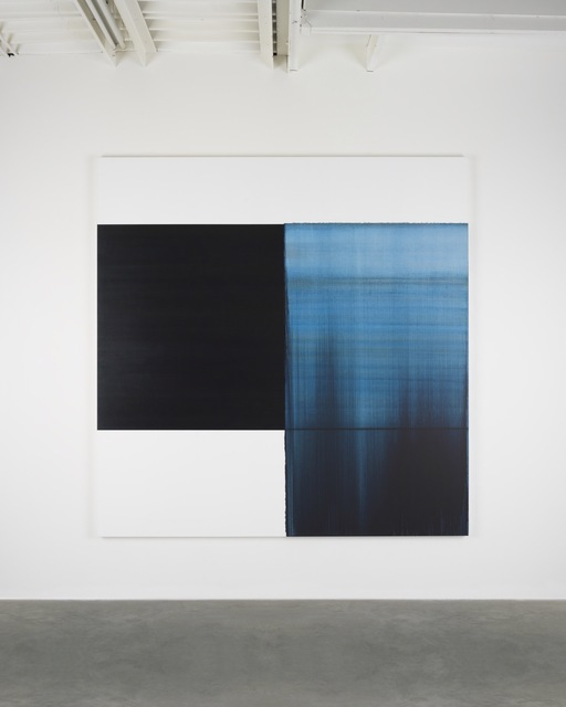 , 'Exposed Painting Byzantine Blue,,' 2018, Sean Kelly Gallery