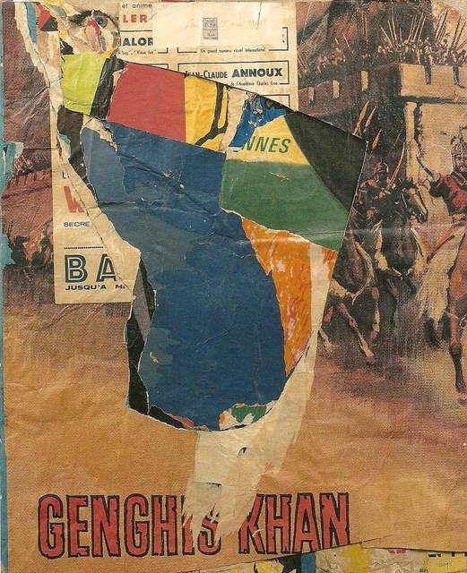 , 'GENGHIS KHAN AVENUE - 1965,' 1965, HUNDERTMARKartFAIR