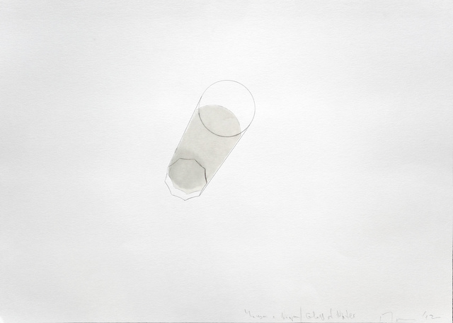 , 'Glass of Water,' 2012, SARIEV Contemporary