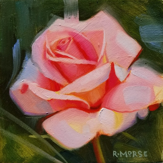 , 'Rose,' 2018, Abend Gallery