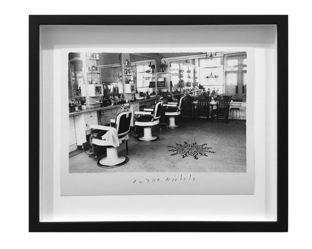 , 'Empty New York (Barbershop),' 1964, Joshua Liner Gallery