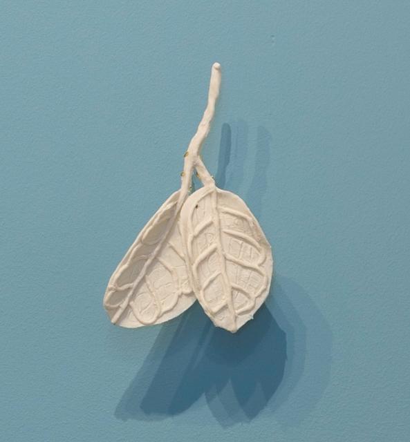 , 'Porcelain Leaf 06,' 2017, Lesley Heller Gallery