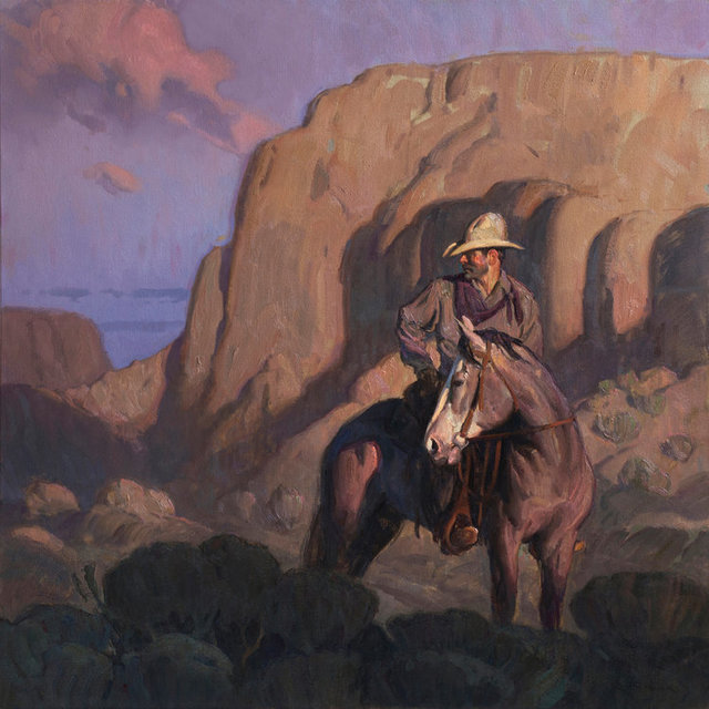 ", '""Echo Canyon"",' 2018, Maxwell Alexander Gallery"