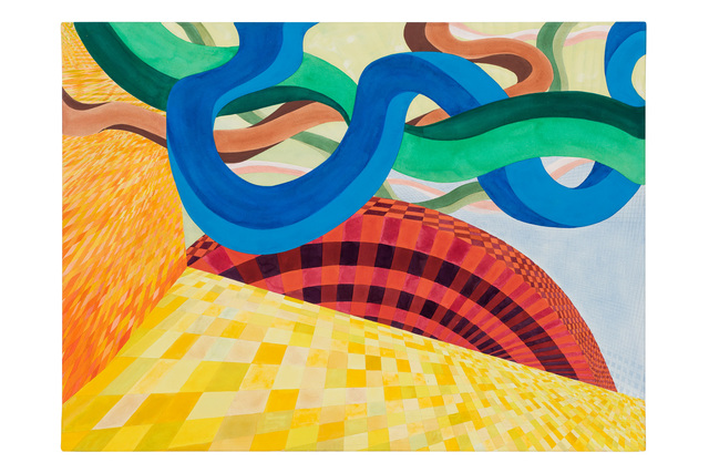 , 'Particular Paradox 19,' 1999, Al Held Foundation