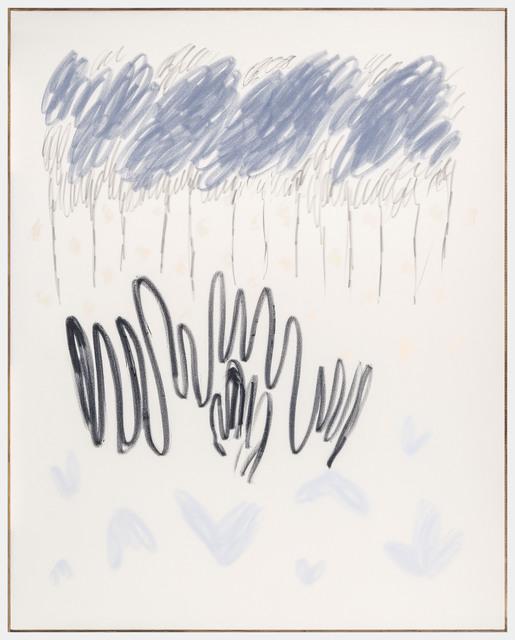 , ' Untitled (Secretly Fast),' 2015, Johannes Vogt Gallery