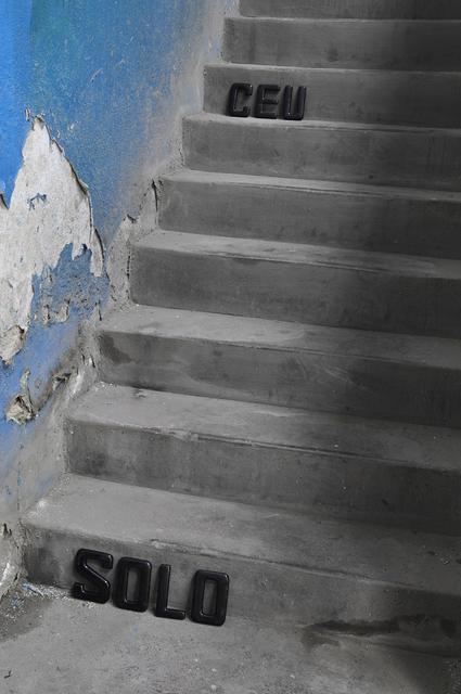 , 'Céu Solo - série Escada palavra,' 2011, Celma Albuquerque Galeria de Arte
