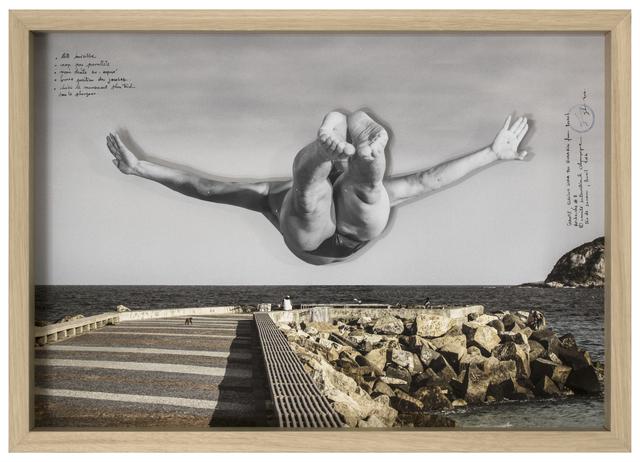 , 'GIANTS, Cleuson LIMA DO ROSARIO from Brazil, Recherche #3 © Comité international Olympique, Rio de Janeiro, Brazil, 2017,' 2017, Lazinc