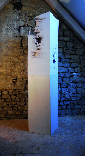 , 'Terbloc 2009-11,' 2009, Joerg Heitsch Gallery