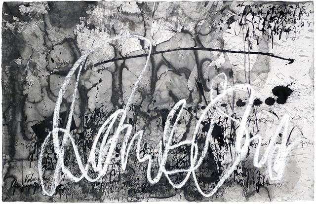 , 'Asemic N138.17,' , Gail Severn Gallery