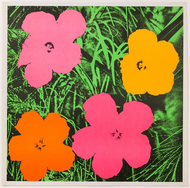 Andy Warhol, 'Flowers', 1964, Susan Sheehan Gallery
