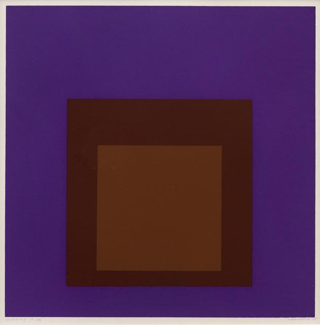 , 'Palatial,' 1965, Susan Sheehan Gallery