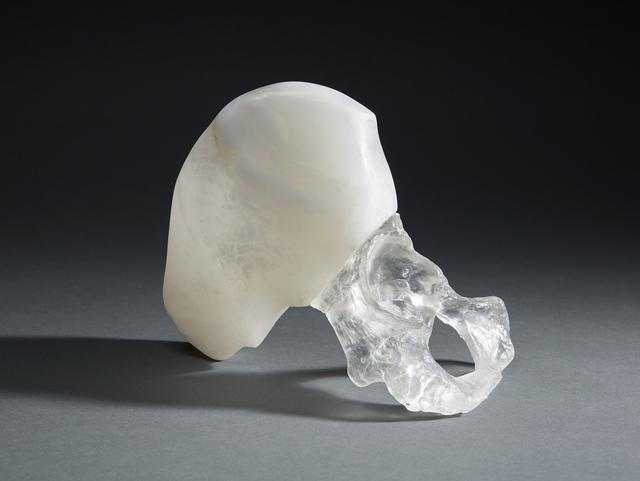 , ' Debra Baxter, Mine, 2018, glass, alabaster, ,' 2018, form & concept