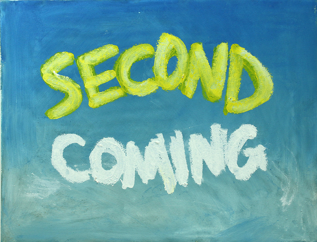 , 'Second Coming Study,' 2015, VICTORI+MO CONTEMPORARY
