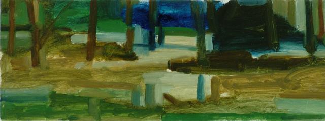 , 'Lamorna Woods,' 1998, Messums