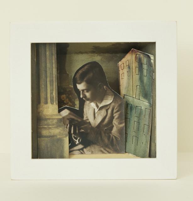 David Elliott, 'Young Reader w Column', 2015, Joyce Yahouda Gallery