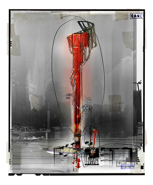 , 'Tatlin,' 2004, Galleria Paola Verrengia