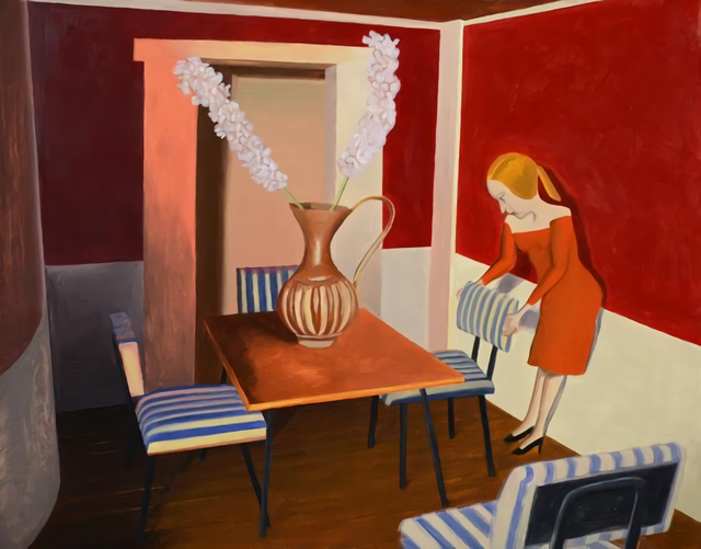 , 'Dining Room,' 2014, Susan Eley Fine Art