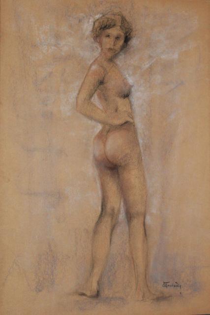 , 'Nude,' 2006, Galeria Canoa