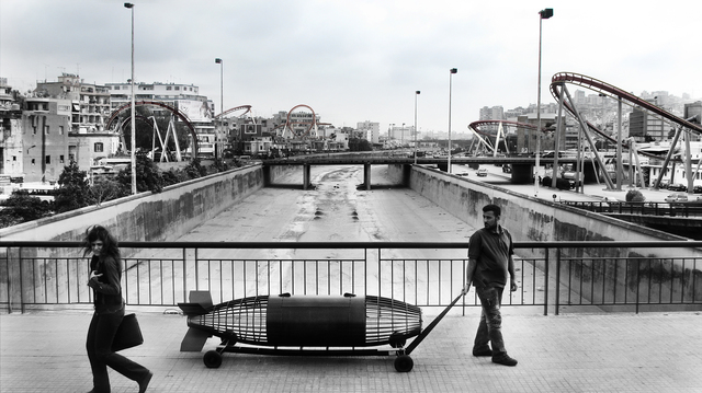 , 'Bernard Khoury - Derailing Beirut B3,' 2010, Carwan Gallery