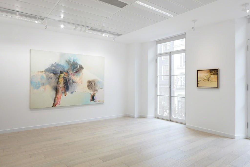 Zao Wou-Ki | Chu Teh-Chun | Che Chuang, Installation View