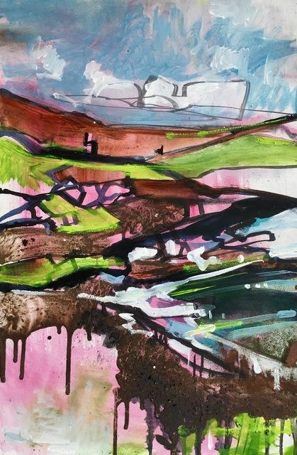 , 'Memory Mines,' 2017, Thackeray Gallery