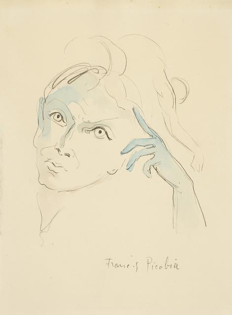 , 'Jeune Espagnole,' 1926, Omer Tiroche Gallery