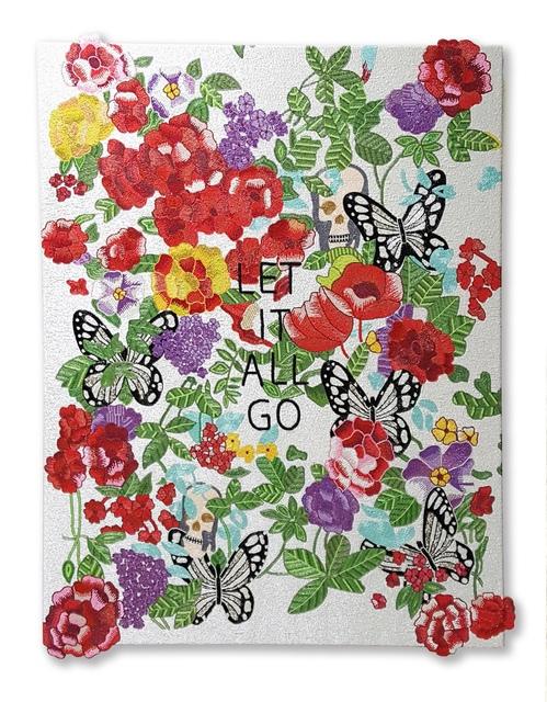 , 'Let It All Go,' 2016, Lyons Wier Gallery