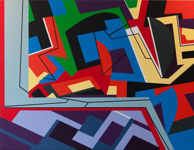 , 'Contrastes,' 1997, Galerie D'Este