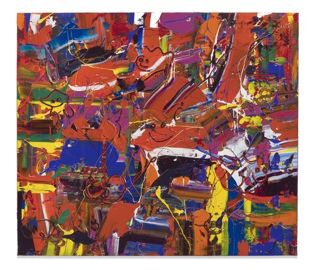 , 'Supreme Thing,' 2019, Miles McEnery Gallery
