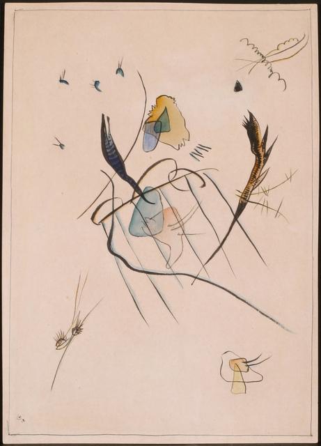 , 'Untitled,' 1918, Galleria Tega