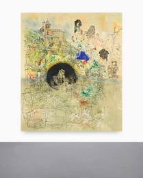 Friedrich Kunath, 'Never again, again,' 2010, Sotheby's: Contemporary Art Day Auction